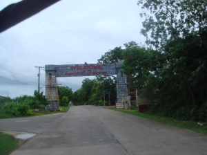 welcome to bantayan town