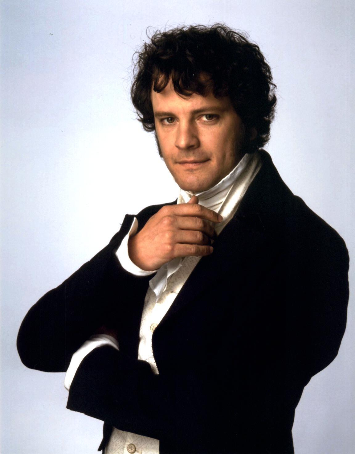 Colin Firth - THE Mr Darcy