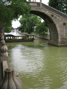 suzhou's canals
