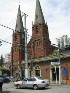 st ignatius cathedral