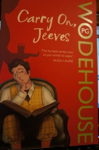 Carry On, Jeeves - PG Wodehouse