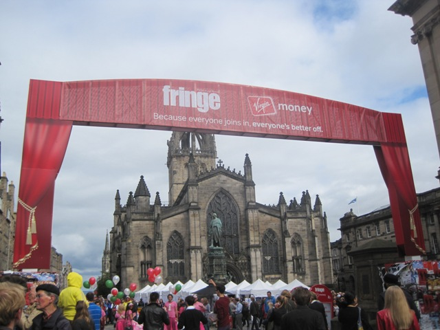 So many performances to visit at the Fringe. All affordable too!