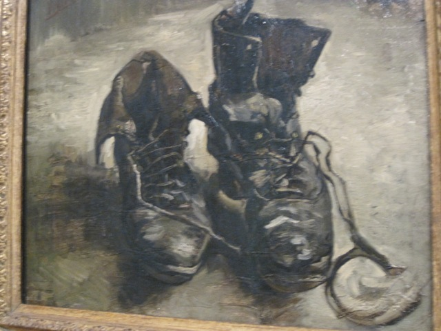 Van Gogh's 'A Pair of Shoes'