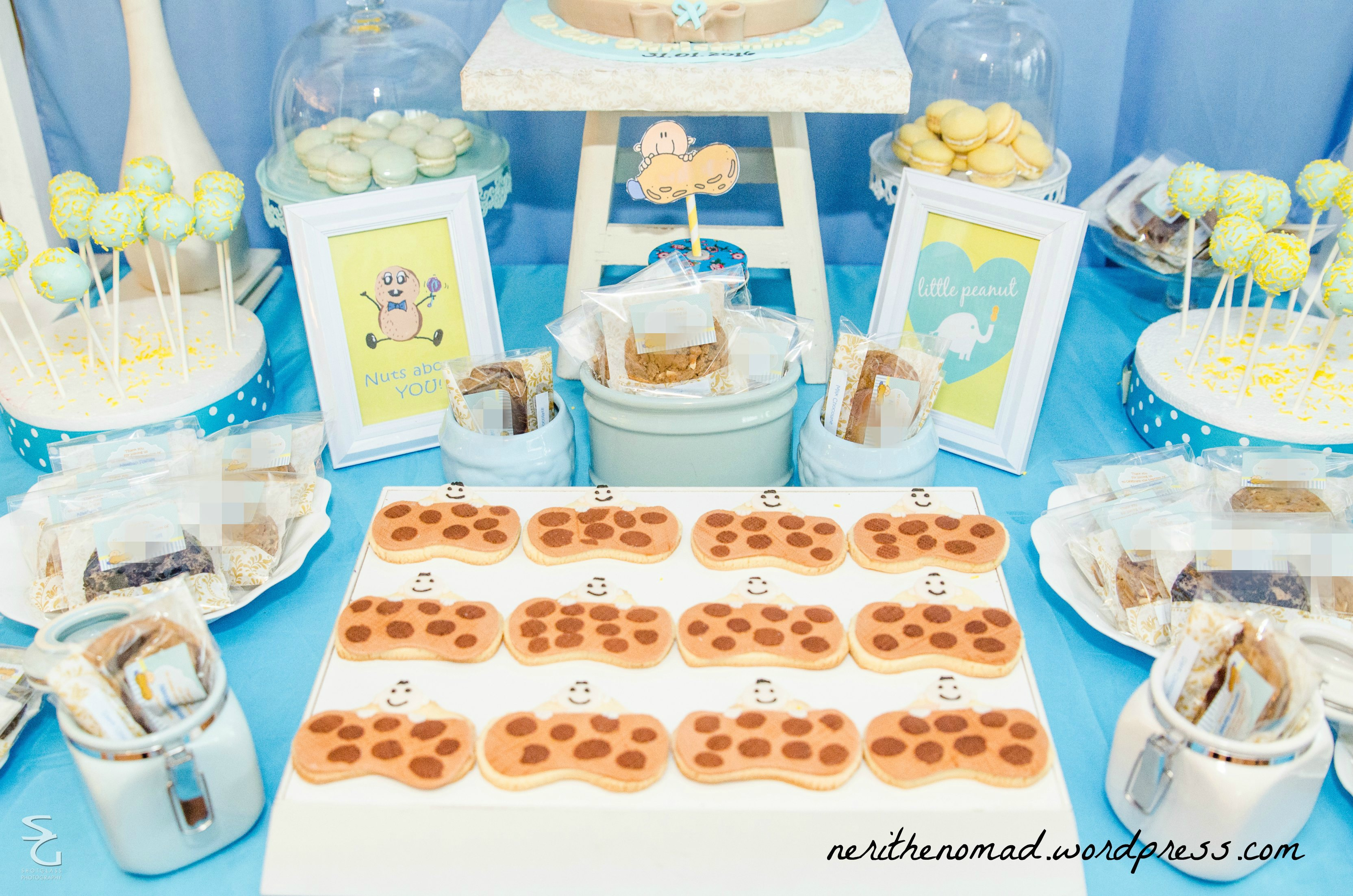 Peanuts Baptism A Supplier Review Neri The Nomad